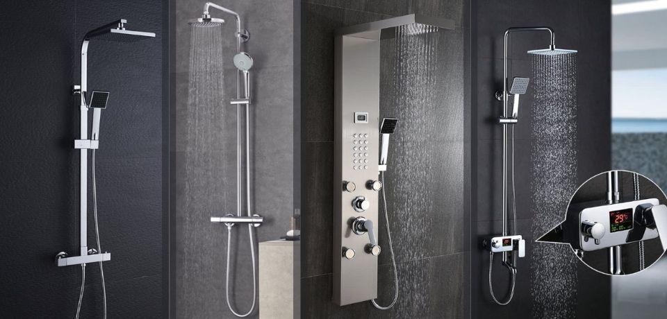 mejores columnas de ducha para baños