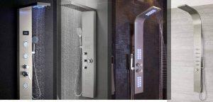 mejores columnas de ducha con hidromasaje