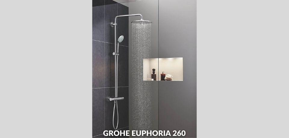 Columna de Ducha Grohe Euphoria 260