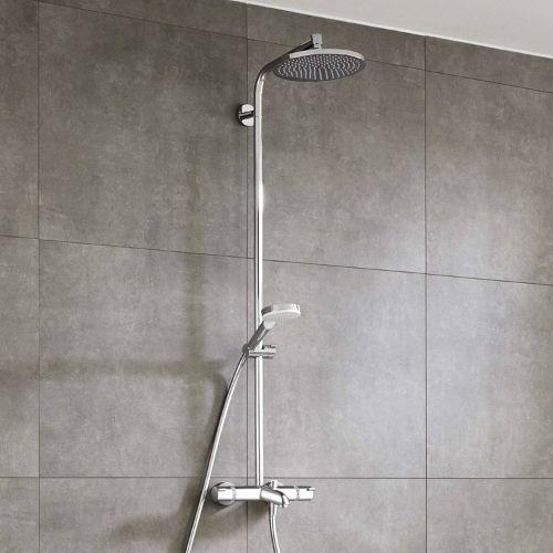 Columna de ducha para bañera Hansgrohe Crometta S 240