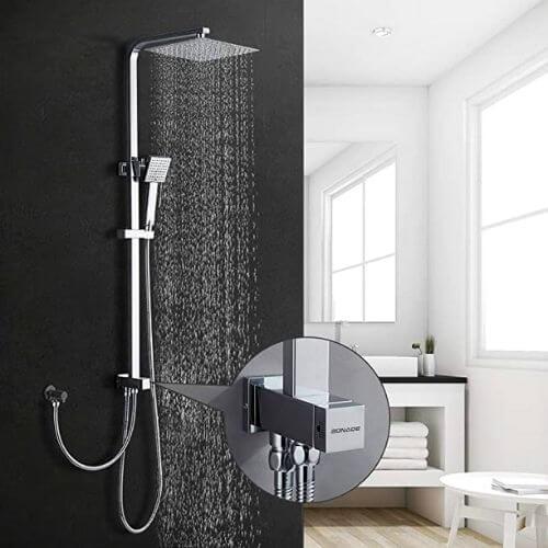 Columnas de ducha sin grifo