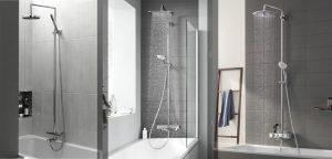 Mejores Columnas de ducha para Bañera