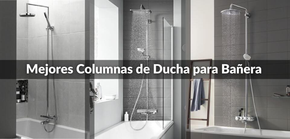 Columnas de ducha para Bañera